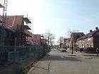 Hofdijkstraat: links nieuwbouw, rechts oudbouw