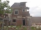 Laatste woning van tweede blok (Willemswegzijde), 11 mei 2012