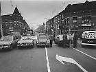Demonstratie tekort parkeerplaatsen op de Willemsweg