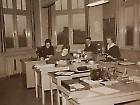 kamer rechtsboven: kantoor vóórzijde, 1963