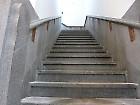 De trap is een plaatje