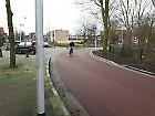 kruispunt Thijmstraat\Tollensstraat veranderd
